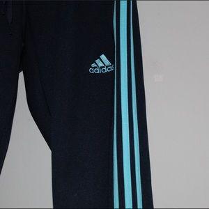 Blue Adidas Pants!